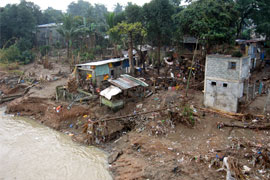 Integrating disaster resilience with climate change adaptation