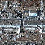 Fukushima planta de energía nuclear después del tsunami y de la explosión. Foto de: http://www.policymic.com/