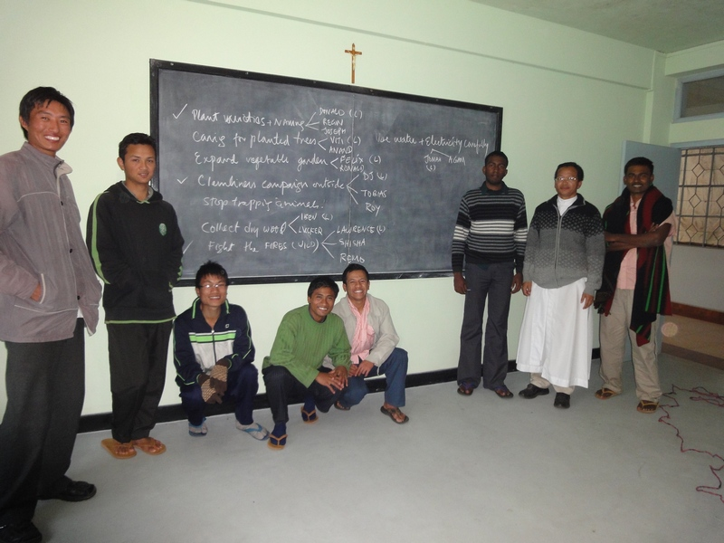 The Novitiate's Greening: Biodiversity Conservation on a Jesuit property in India