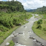 River in South Cotabato, Mindanao, Philippines.  Photo credit:Jose Andres Ignacio, ESSC
