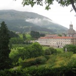 A view of the Loyola landscape. Photo credits: Pedro Walpole