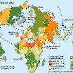 Un planeta en la deuda ecológica.