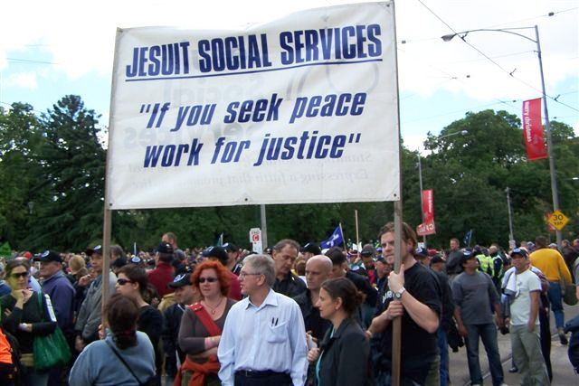 Jesuit Social Services-Australia: 35 years and beyond