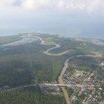Davao City y su costa. Foto de: Pedro Walpole