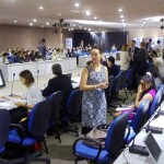 """Inicio de la conferencia organizada por la UNDP, """"Beyond GDP: Measuring the Future We Want"""""""