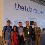 Jaime Tatay, SJ. Foto de: Jesuitas y amigos trabajando por el futuro que queremos en Río