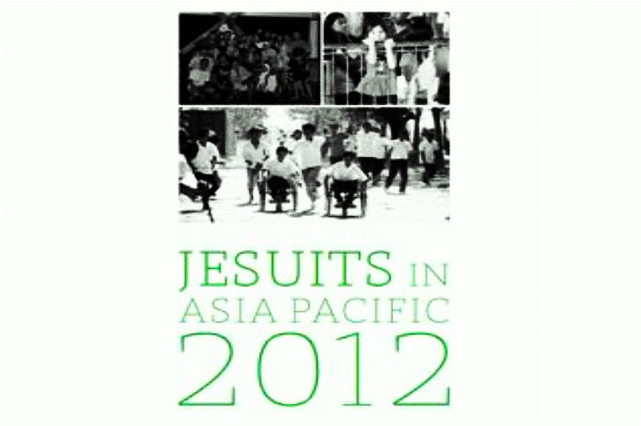 Jesuits in Asia Pacific 2012
