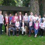 Miembros participantes de GIAN-GNMR, Londres, Septiembre 2012