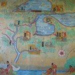 El misionero jesuita actividad en la región de los Grandes Lagos de América del Norte, con nuevas culturas y paisajes de los que podemos aprender hoy. Foto de: Pedro Walpole