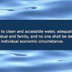 Desde la Declaración Universal de los Derechos Humanos. Foto de: Water Spouts