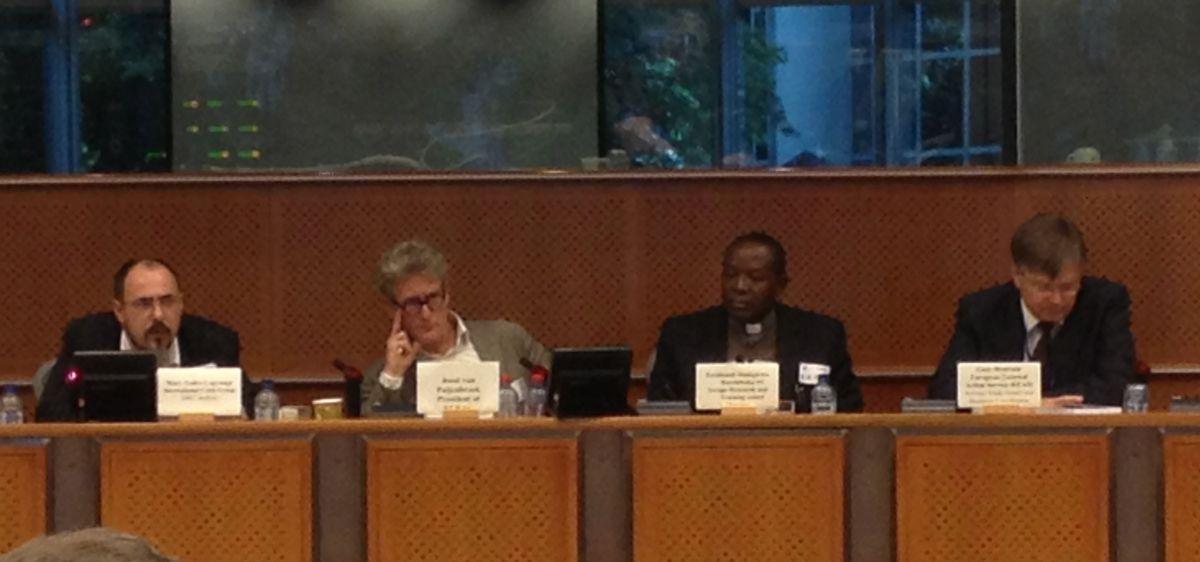 Conflict minerals in DRC: An interview with Ferdinand Muhigirwa, SJ