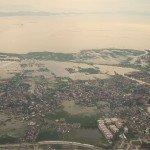 Manggahan floodway, sur de Metro Manila, Filipinas. Foto de: P Walpole
