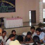 El centro de desarrollo de recursos humanos JOHAR en Dumka, Jharkhand, establecida en 2000 y donde ahora funciona Fr David Solomon, SJ. Foto de: dumkaraiganjjesuits.com