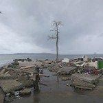 Tacloban, Leyte, Filipinas, 16 noviembre, 2013. Foto des: P Walpole