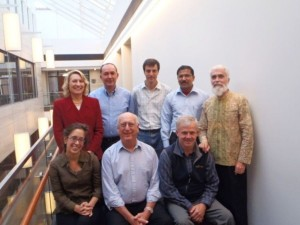Grupo principal de GIAN Ecology en Chicago. Foto de: Pedro Walpole