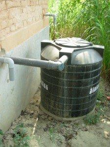 Urine tank. Photo credits: Kim Andersson/SEI