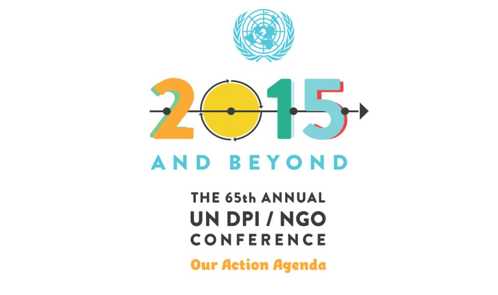 Development action agenda post-2015: CLC at the 65th UNDPI/NGO Conference 2014