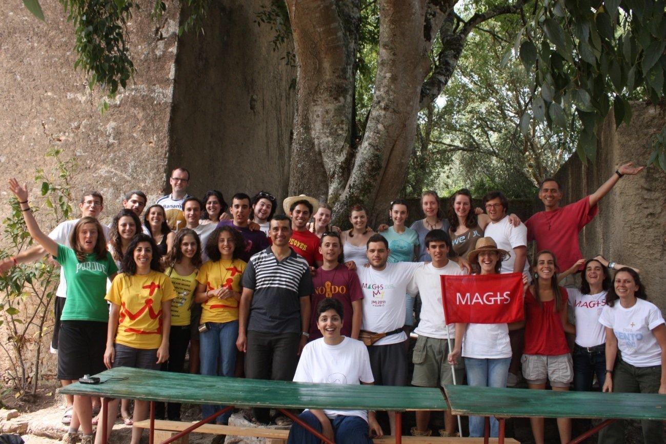 Youth at Casa Velha