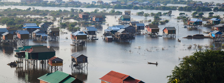 Strengthening country and community resilience in the Asia Pacific region to impacts of a changed climate is a strategic focus of for national, regional, and international development support. Photo credit: UNDP-USAID Adapt Asia Pacific
