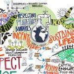 El valor web y las fronteras planetarias. Foto de: International Civil Society Centre