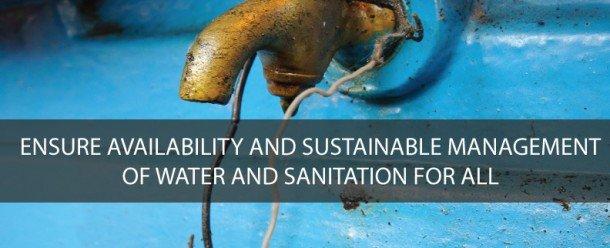 """""""El sexto objetivo de los Objetivos de desarrollo sostenible (ODS) trata explícitamente las cuestiones vinculadas de agua y saneamiento.  Pero algunas de las cuestiones clave en el agua son invisibles.  El agua está en las profundidades o fluye en ríos atmosféricos de humedad alto en el cielo.  El agua puede estar contaminada con productos químicos invisibles, y los cambios en la disponibilidad y calidad del agua pueden afectar a las personas marginadas en zonas remotas.  En algunos lugares, todos coinciden."""" (Foro Económico Mundial, septiembre de 2015)"""