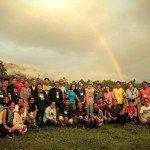 Approfondir l'action écologique parmi les participants à l'atelier JCAP en tant que communautés de pratique. Crédit photo: A Ignacio