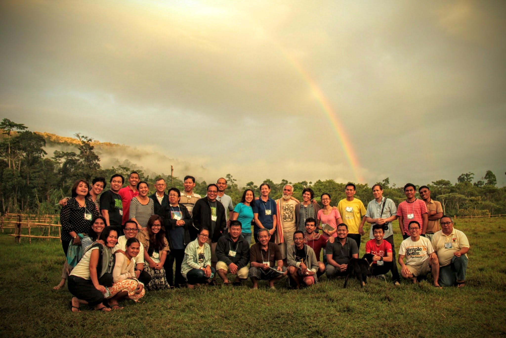 Renewing ecological life and mission