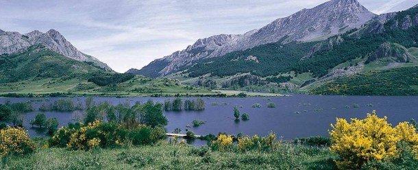 Parque Nacional de Picos de Europa es una Reserva de la Biosfera por la UNESCO desde 2002 y está situado entre las regiones de Asturias, Cantabria y León, en la Cordillera Cantábrica, en el norte de España. Foto de: spain.info