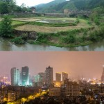 La China rural y urbana en busca de un desarrollo sostenible. Foto de: thenatureofcities.com