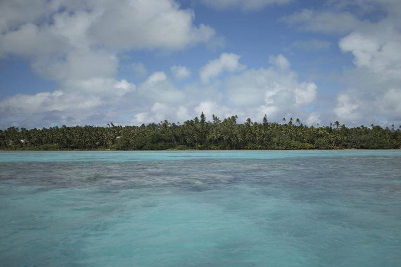 In May 2016, it was reported that five vegetated reef islands in the Solomon Islands in southwest Pacific vanished, with a further six experiencing severe receding shorelines, due to sea-level rise. This emerged from an Australian study that analyzed coastal dynamics from a sea-level rise hotspot by Simon Albert, et al (http://iopscience.iop.org/article/10.1088/1748-9326/11/5/054011), who used time series aerial and satellite imagery of the 33 islands from 1947 to 2014, along with historical insight and local knowledge. Photo credit: un.org