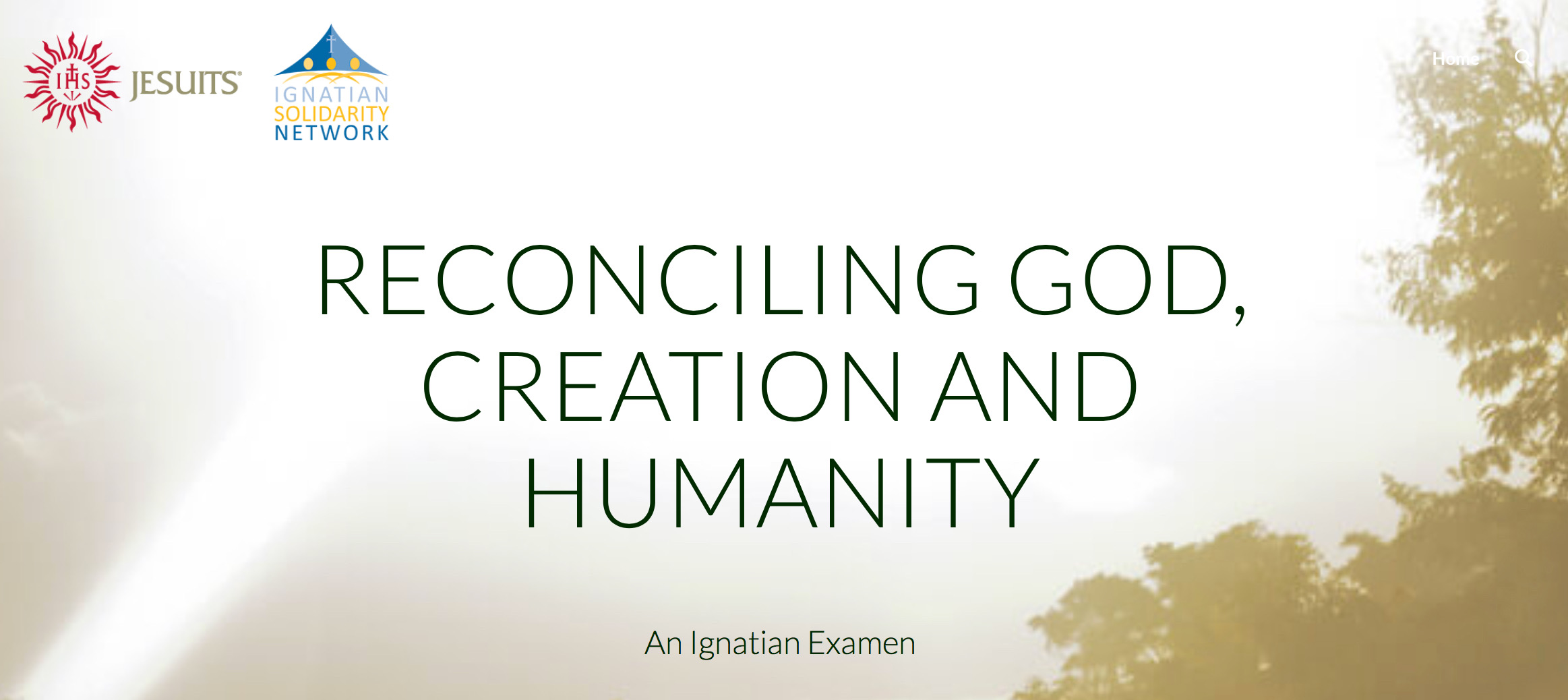 Reconciling God, Creation, and Humanity: An Ecological Examen