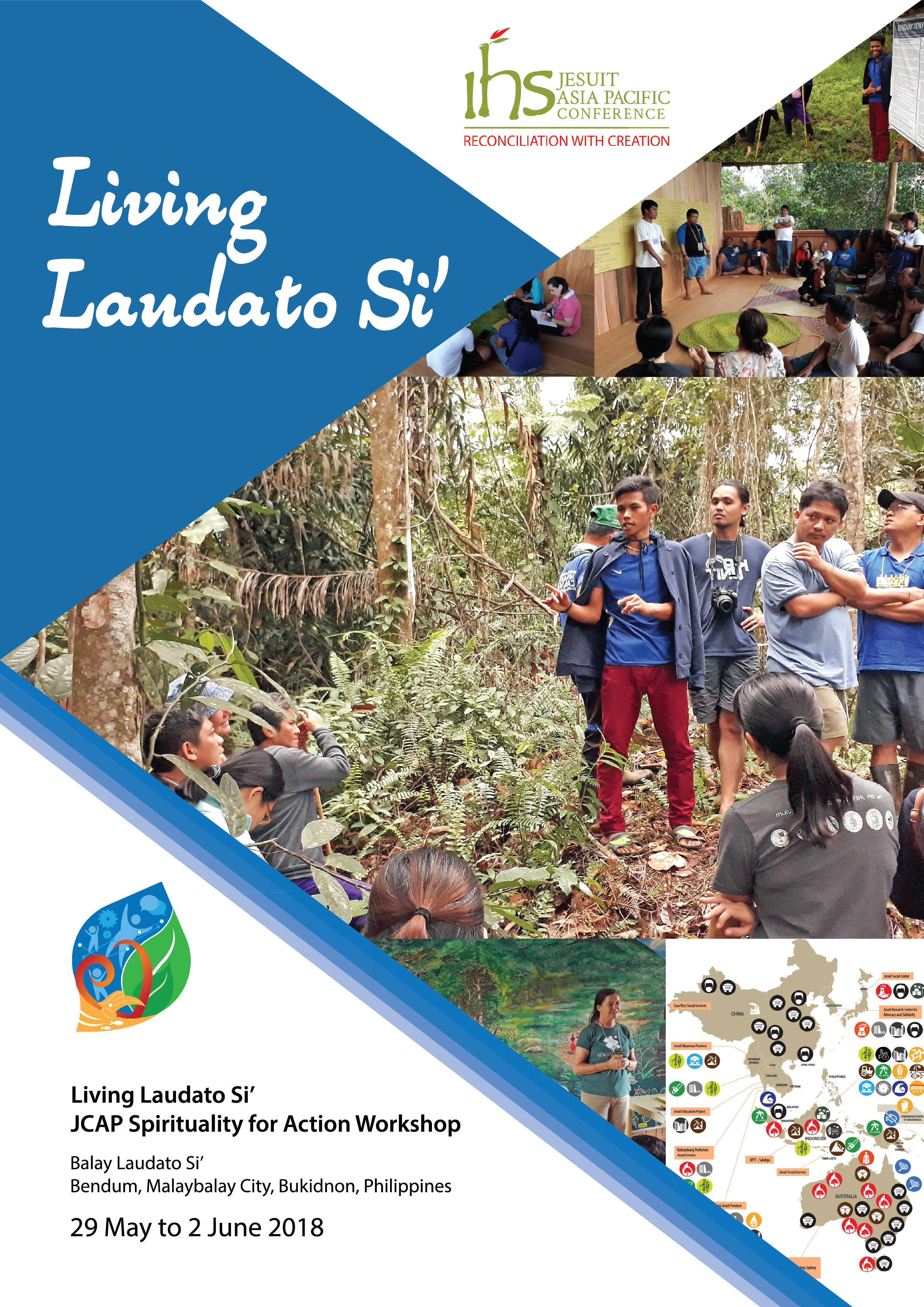 Living Laudato Si': A Spirituality for Action Workshop