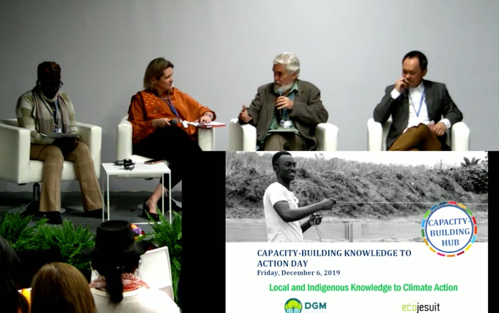 Non-state actors promoting and collaborating on local knowledge and initiatives for climate action