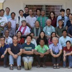 Jesuits and collaborators in the Cambodian mission (Photo credit: jcapsj.org)