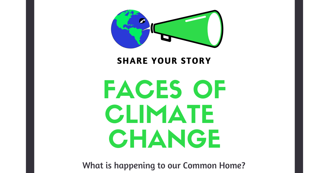 JESC calls for stories on building our common home: Faces of climate change