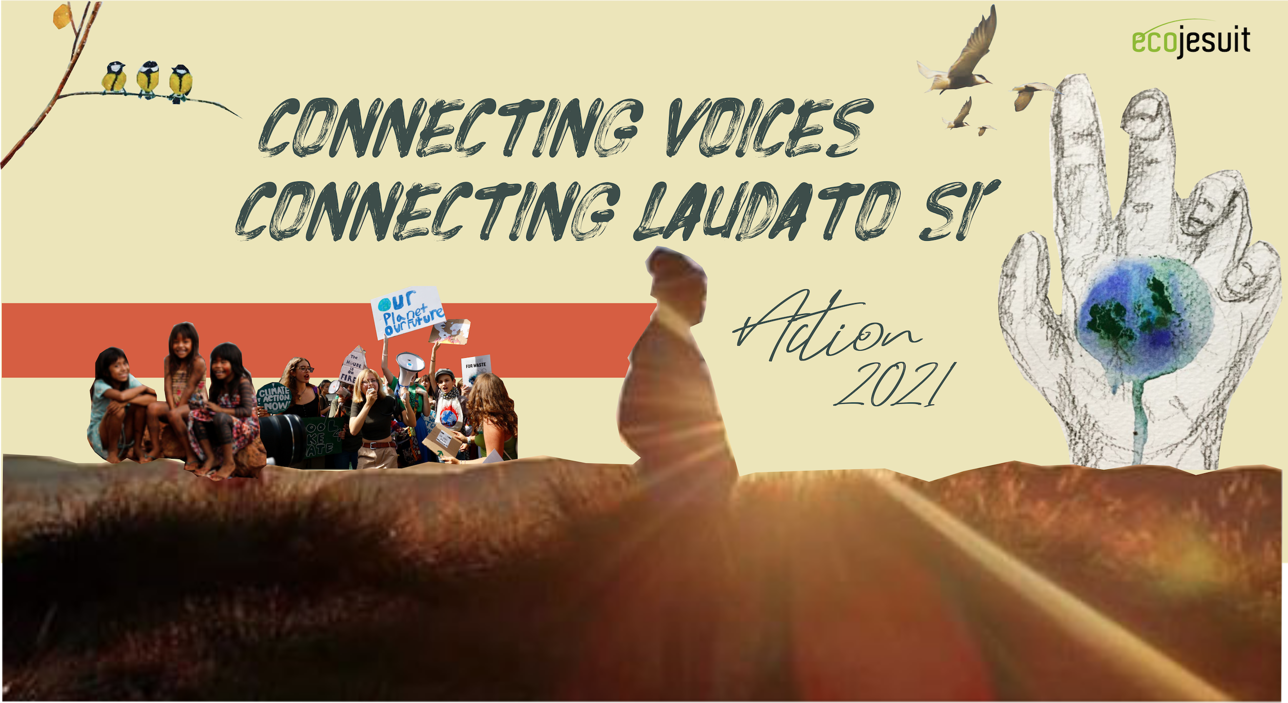 Connecting voices, connecting Laudato Si': Action 2021 (a video)