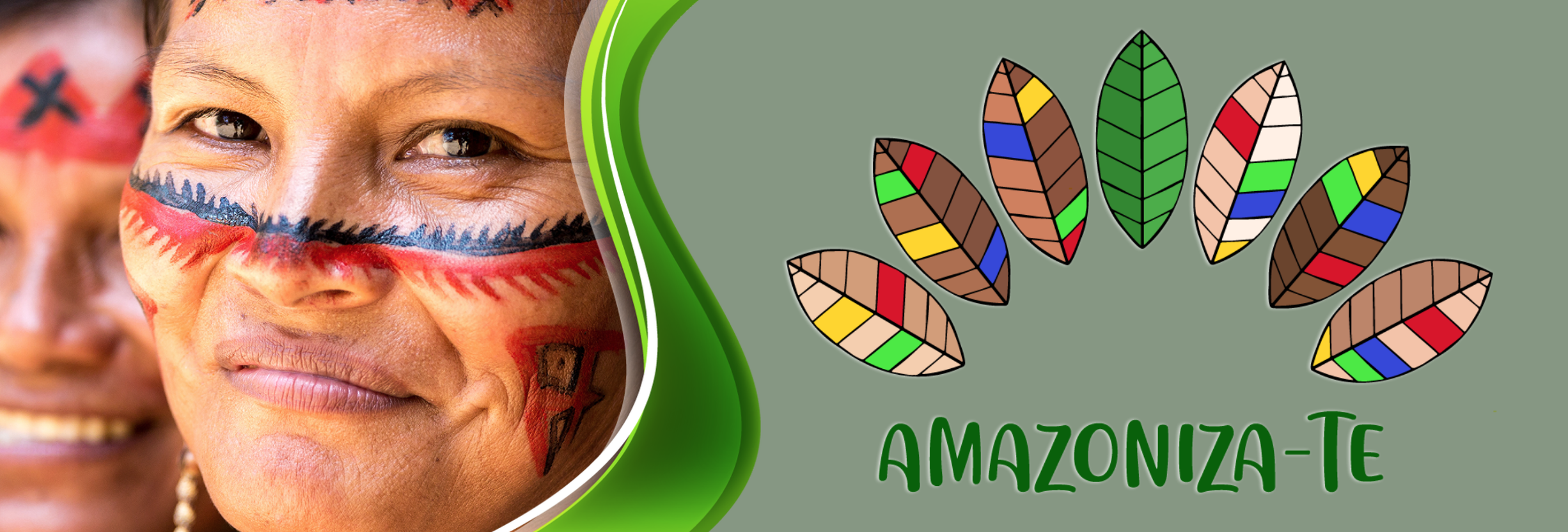 Amazonize yourself: An invitation, a call, and an opportunity to express solidarity with the forest and with the peoples of the region