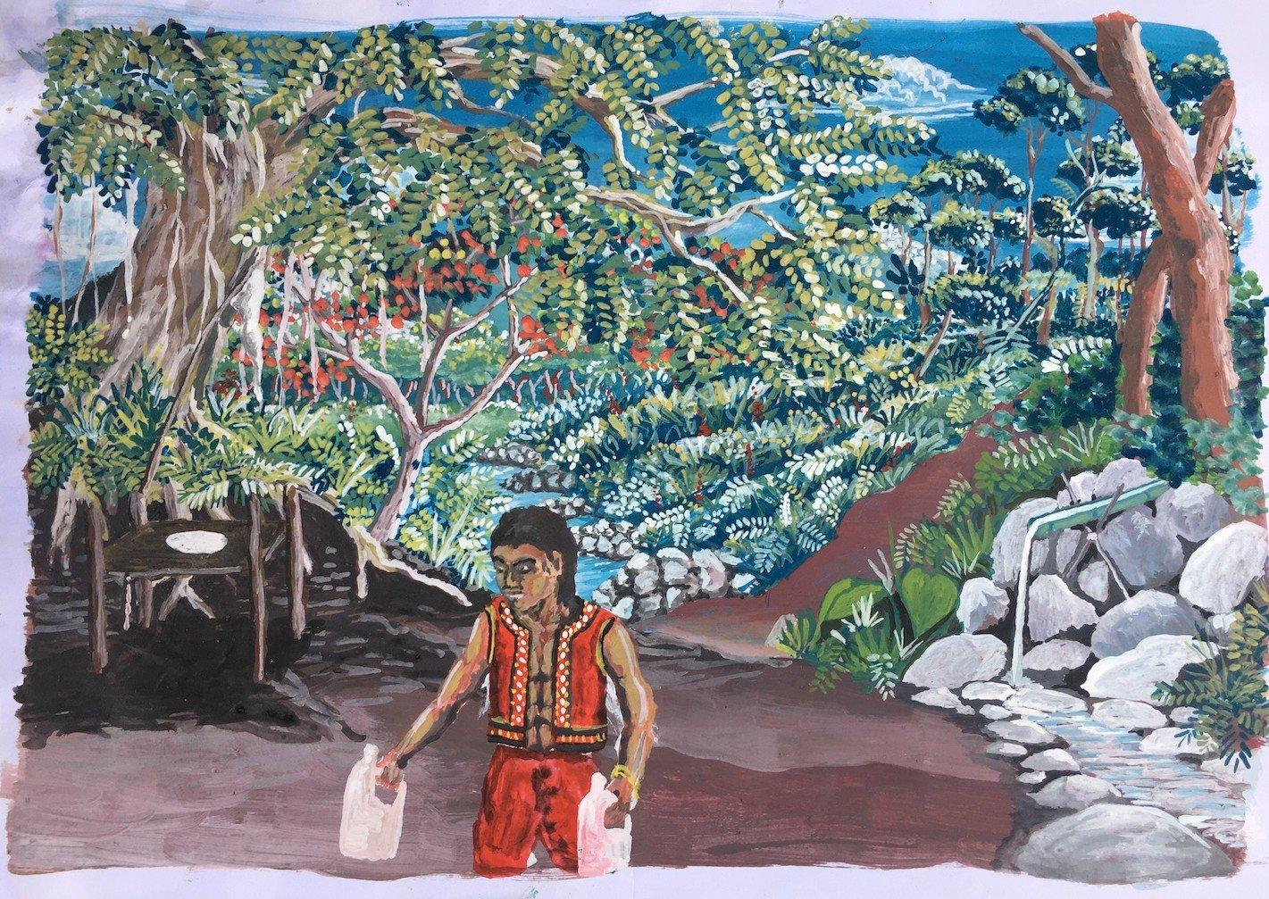 An indigenous reflection on ecospirituality