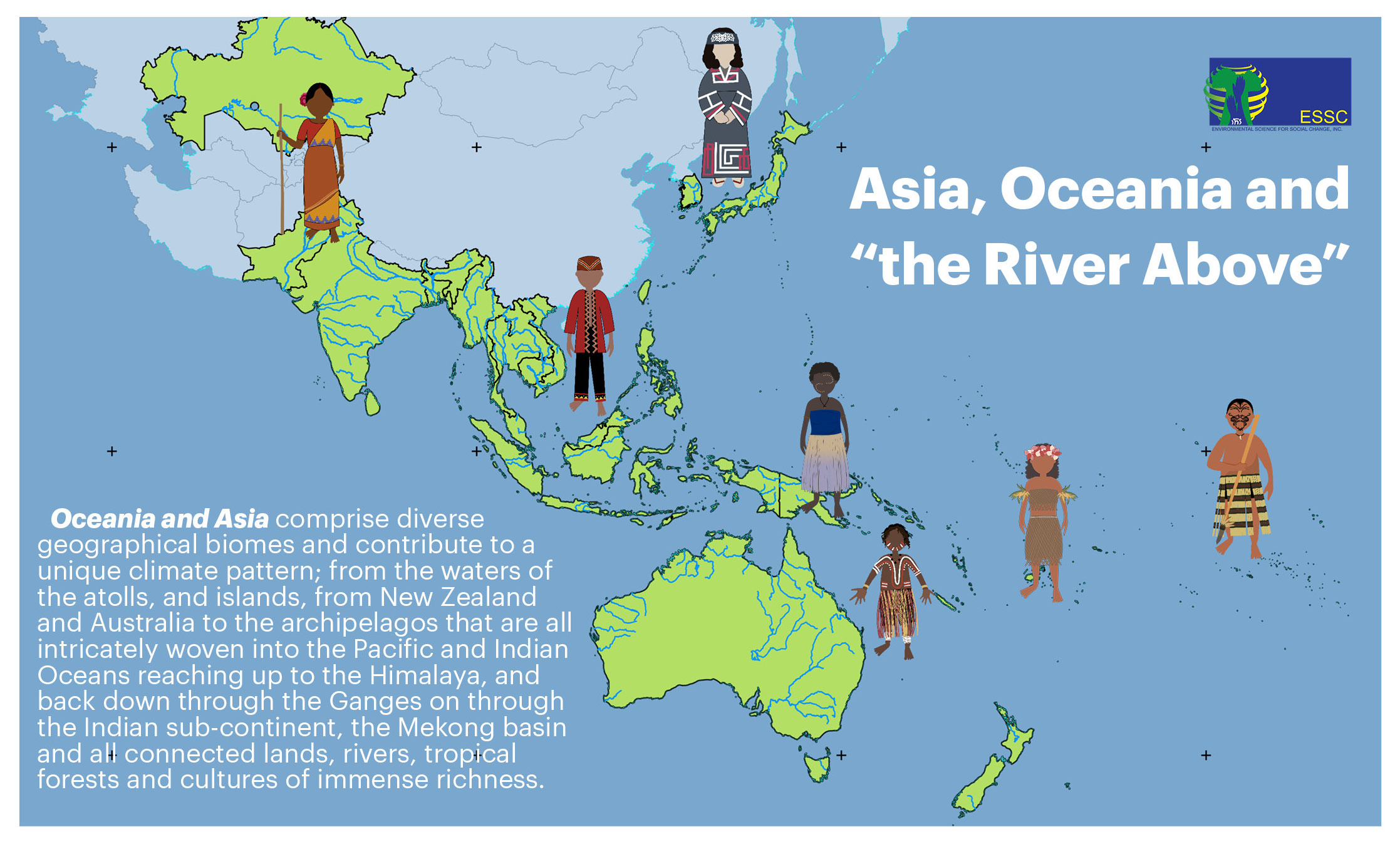 Picture of: River Above Asia Oceania Ecclesial Network For Forests Oceans And Peoples Ecology And Jesuits In Communication