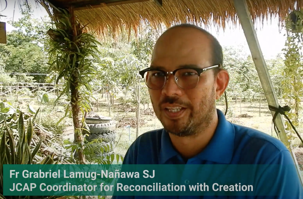 New coordinator of Reconciliation with Creation in JCAP