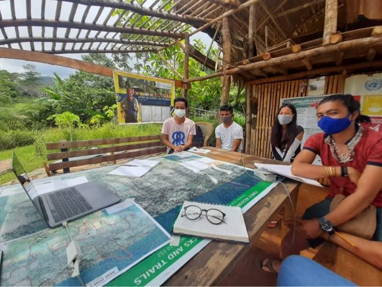 Indigenous youth voices contribute to global climate action