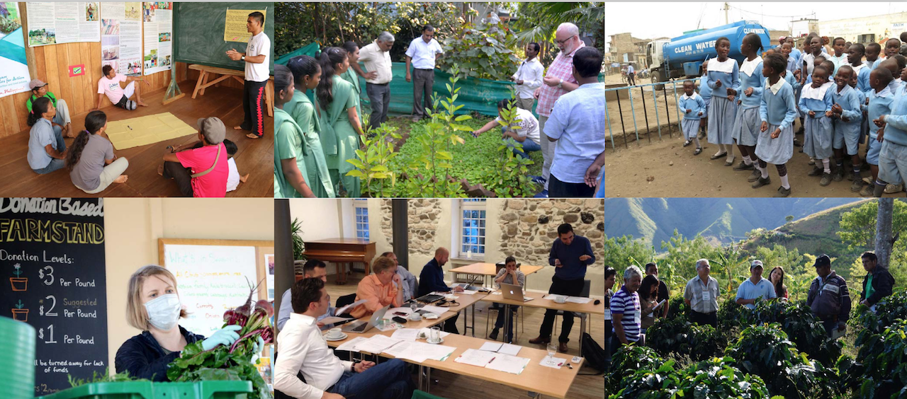 Ecojesuit in 2020 and ongoing 2021 actions
