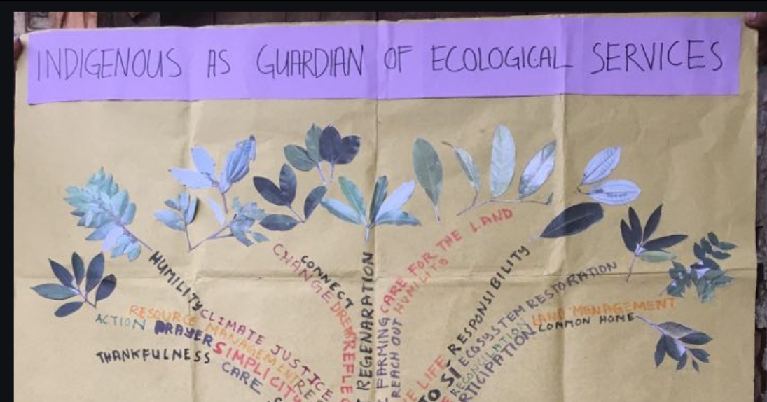 Indigenous as guardians of ecological services