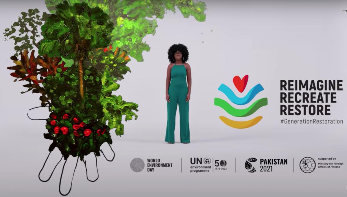 Reinventar, recrear, restaurar: Acciones urgentes para la restauración del medio ambiente y los ecosistemas mundiales