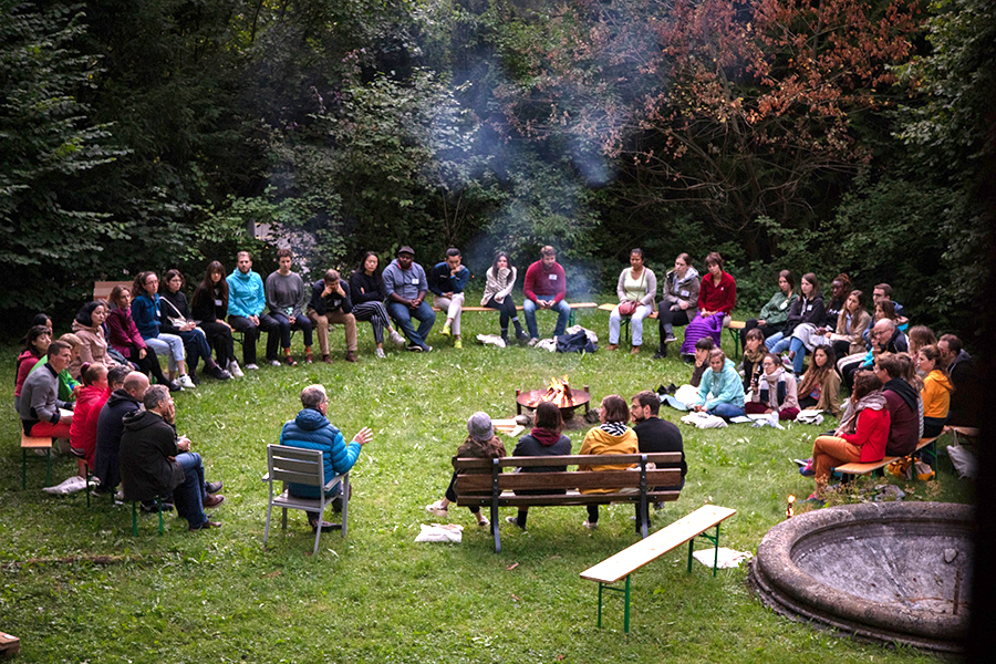 An interview with Valerio Ciriello SJ on organizing the Eco Summer Camp for Young People